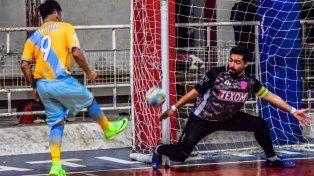 Don Bosco derrotó 2-1 a Paraná A en el juego de ida.
