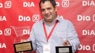 Franquiciado del Año 2017. Silvio Silva tiene dos tiendas en la Provincia de Buenos Aires -Navarro y Lobos-