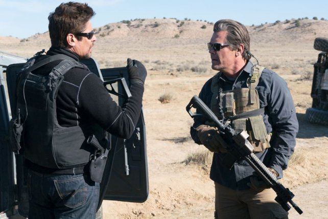 <b>Película.&amp;nbsp;</b>Sicario 2: Día del soldado, film protagonizado por Emily Blunt y dirigido por Denis Villeneuve.