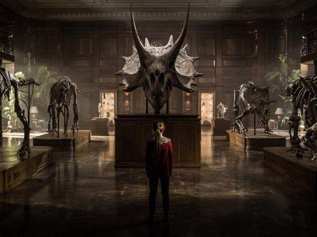 Película. Jurassic World: El reino caído