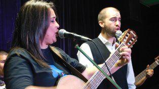 Juntos. Candela y Silvestre han compartido escenario en varias oportunidades; esta no será la excepción.