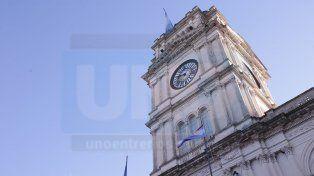 El ritmo de la ciudad desde las entrañas de Casa de Gobierno