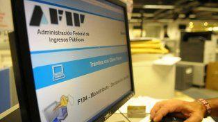 La AFIP pondrá en marcha un nuevo plan de facilidades de pago