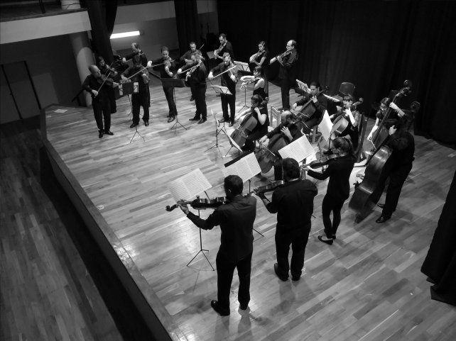 Repertorio. Se trata de tres obras de los períodos barroco y clásico escritas y arregladas especialmente para orquestas de cuerdas