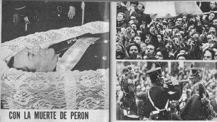 A 44 años de la partida de Perón, un líder que tiene plena vigencia