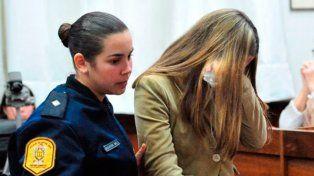 Nahir Galarza seguirá recluida en la Comisaría de la Mujer