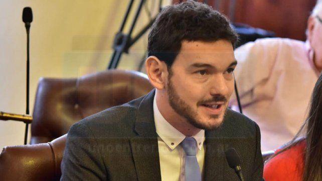 El edil fue citado a declarar por el juez Leandro Ríos