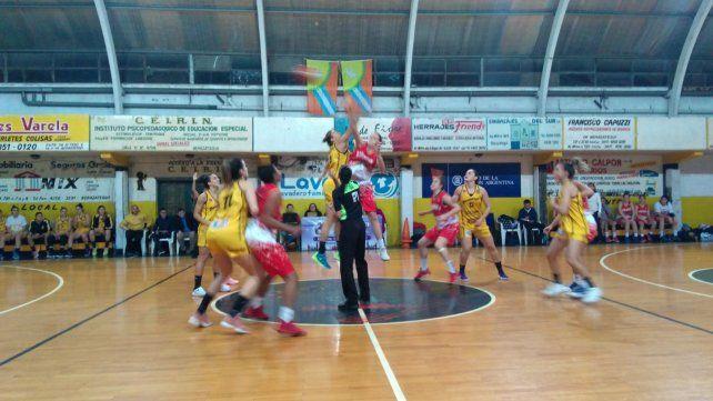 El equipo de Concepción del Uruguay tiene un record 6-6