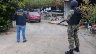 Prueba clave. En el procedimiento de la Policía se le incautó a Silbodi un Ford Fiesta.