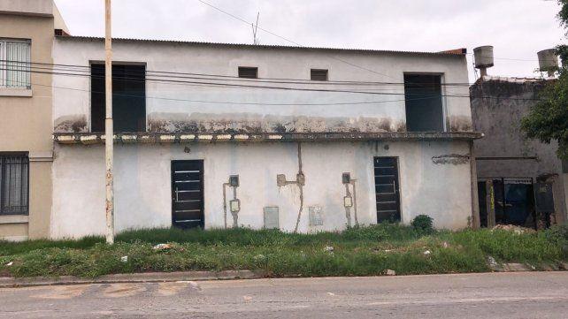 En cuatro meses. La propiedad ubicada en Laprida al 1.100 será terminada por la Policía.