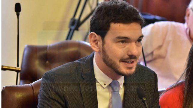 Gainza pidió licencia hasta que la Justicia se expida sobre su situación