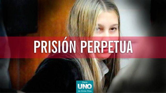 Condenaron a Nahir Galarza a prisión perpetua por el crimen de Fernando Pastorizzo