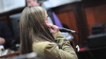 carla pastorizzo: es la condena que se merece, opino la hermana de fernando