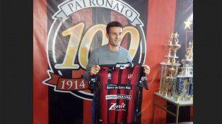 Pablo Ledesma es jugador de Patronato y habló de su llegada