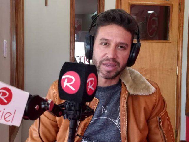Osmar Ferreyra colgó los botines y trabajará con Ramón Díaz