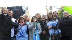 CTERA habla de un contundente paro a nivel nacional. La marcha fue en Buenos Aires y con críticas a las políticas del gobierno central.