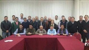 Cecco, nuevo presidente del Foro de Intendentes de Cambiemos en Entre Ríos