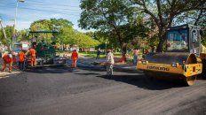 millonario plan de obras para mejorar distintos sectores de parana
