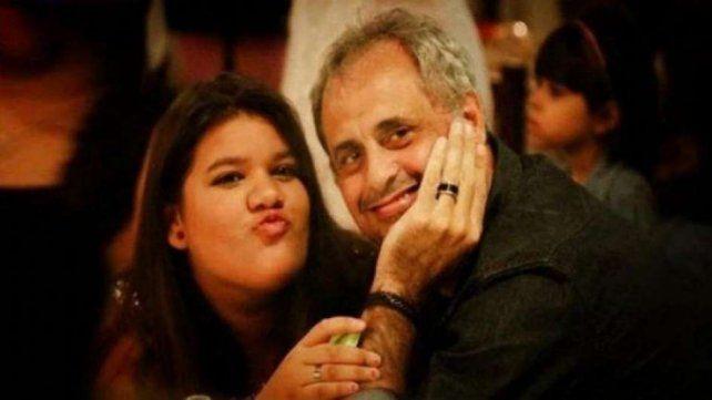 Jorge Rial salió a aclarar sobre la internación de su hija Morena en un psiquiátrico