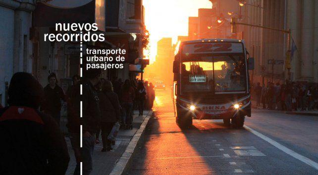 Estos son los nuevos recorridos de los colectivos en Paraná