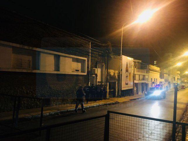 Custodia. La Junta Electoral del Iosper comenzó con el escrutinio provisorio. Foto: Diego Arias.