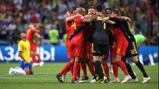 Sorpresa mundial: Brasil quedó eliminado