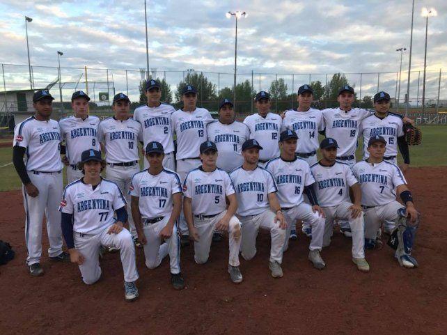 Argentina en la previa al debut en el Mundial Juvenil de Sóftbol