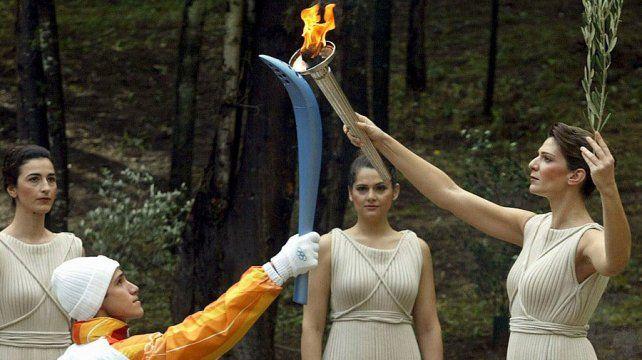 Paraná será una de las 19 localidades que recibirá el fuego sagrado