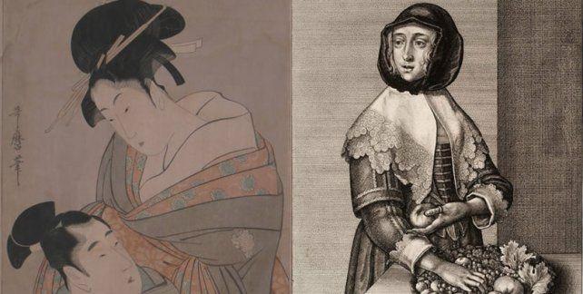500 años de grabado. Se exhiben más de 50 grabados originales de reconocidos artistas Lautrec