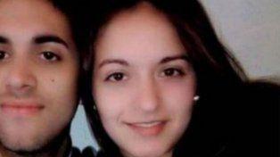Policía asesinó de tres disparos a su pareja y huyó con su bebé