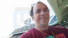 gran tristeza: en un accidente de transito fallecio el periodista deportivo edgardo comar
