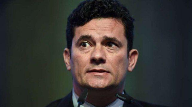 El juez Sergio Moro, quien condenó a Lula y ahora buscará revocar la orden de Favreto