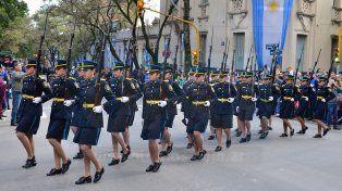 Estos serán los actos para celebrar el Día de la Independencia en Paraná