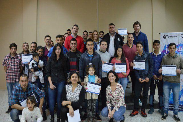 Experiencia. En 2017 Impulsate capacitó a más de 1.000 jóvenes en cursos de diferentes especialidades.