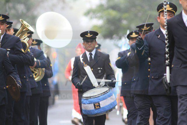 Las mejores imágenes del Día de la Independencia en Paraná