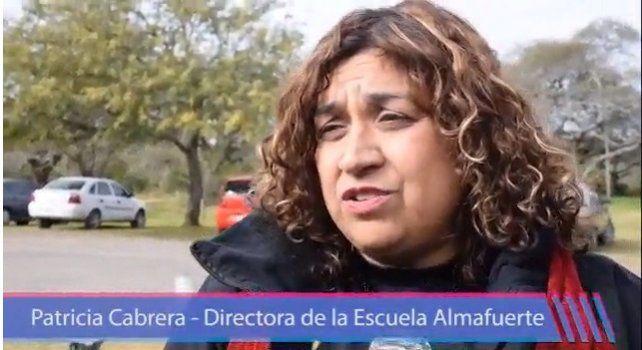 Transporte a la escuela Almafuerte: El reclamo no se toma vacaciones
