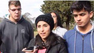 Alumnos de la escuela Almafuerte lograron un acuerdo para abaratar el transporte