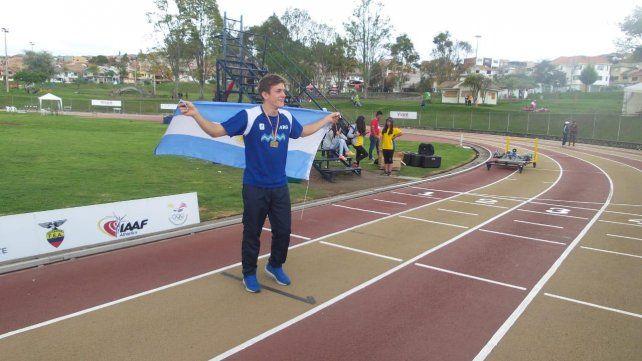 Con presencia entrerriana comienza el Mundial Sub 20 de Atletismo