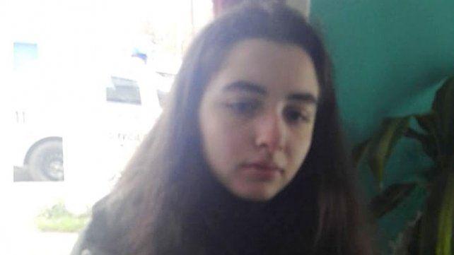 Apareció Melani Aguiar en Pilar
