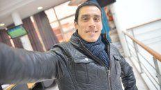 la selfie: maxi falcon