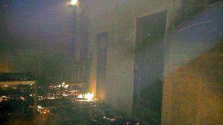 Velaron a Thiago, el niño de tres años que murió al incendiarse la casa donde lo dejaron encerrado