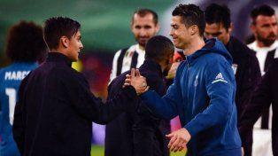 ¿Dybala jugará con Ronaldo o lo reemplazará?