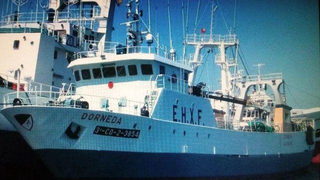 Se hundió un barco español en Comodoro Rivadavia: Hay un muerto y un desaparecido