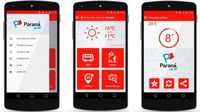 Aplicación. Se puede descargar para smartphones con sistema operativo Androi a través de Google Play