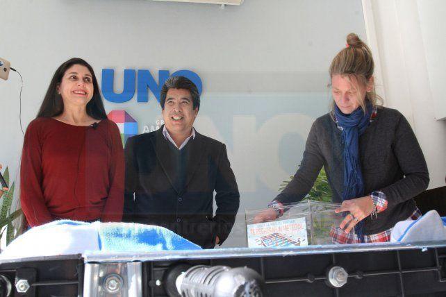 Sorteo Mundial | Diario UNO y Creser regalaron un metegol