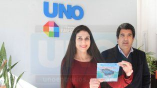 Sorteo Mundial   Diario UNO y Creser regalaron un metegol