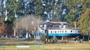 Beneficio. El imputado tenía permiso para ser trasladado los martes y jueves al Club Pesca Concordia.