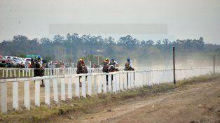 Doce carreras se correrán en una nueva cita con el turf, en Oro Verde
