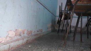 Nada para festejar: Escuela cumple 45 años y sigue reclamando su edificio