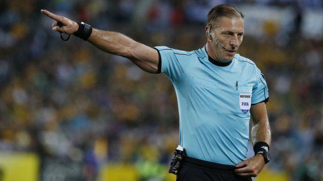 Un argentino en la final del Mundial de Rusia